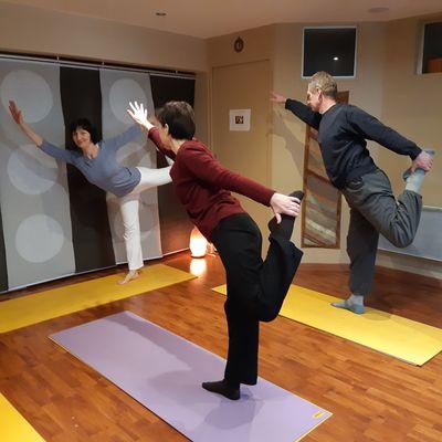 Atelier de yoga du Cachemire à Charenton 94