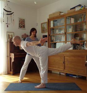 cours de yoga privé à domicile